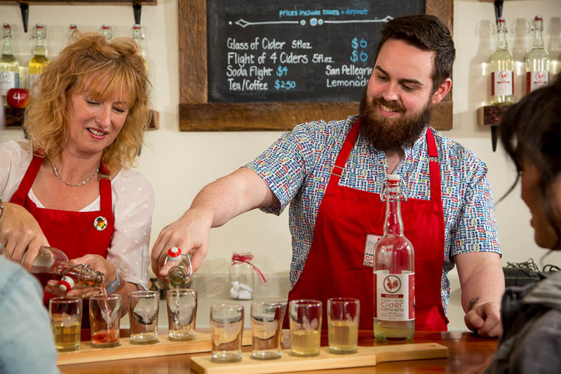 Fraser Valley Cider Tasting Room